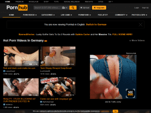 Hemsidan pornhub